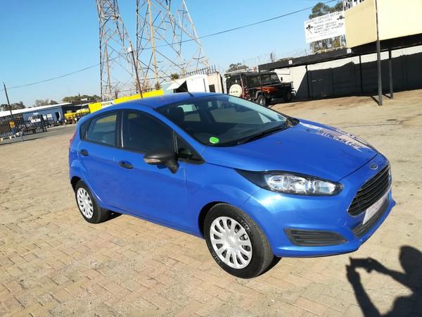 2014 Ford Fiesta 1.4 Ambiente 5-Door Gauteng Benoni_0