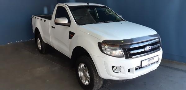 2014 Ford Ranger 3.2TDCi XLS 4X4 Single cab Bakkie Gauteng Pretoria_0