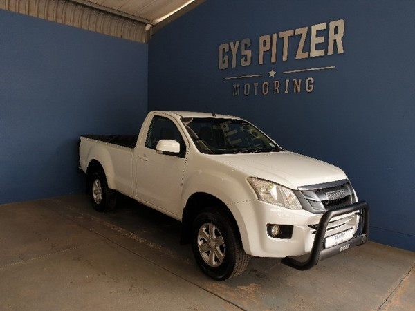 2016 Isuzu KB Series 250 D-TEQ LE Single cab Bakkie Gauteng Pretoria_0