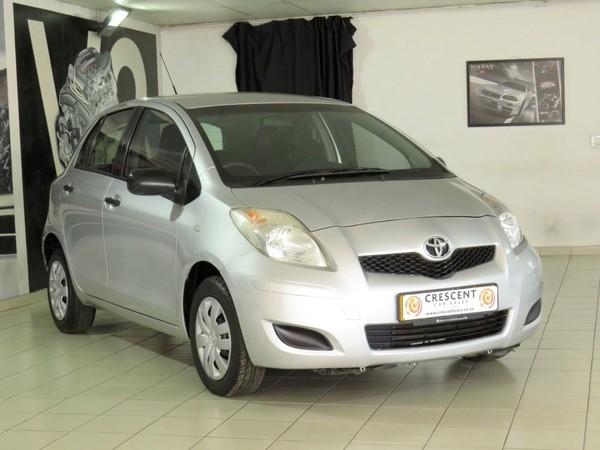 2010 Toyota Yaris T1 5dr  Kwazulu Natal Pietermaritzburg_0
