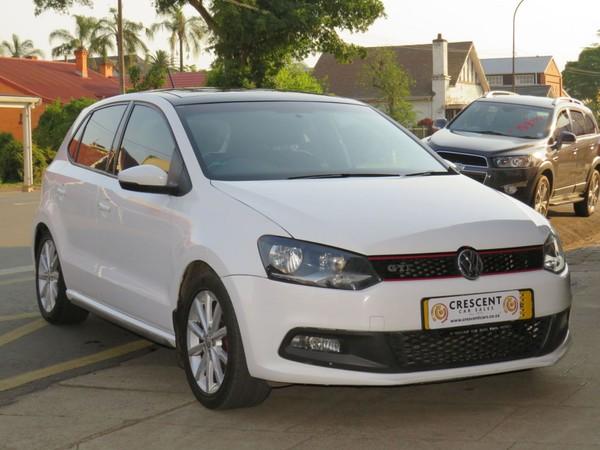 2013 Volkswagen Polo Gti 1.4tsi Dsg  Kwazulu Natal Pietermaritzburg_0