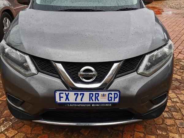 2015 Nissan X-Trail 1.6dCi XE T32 Gauteng Lenasia_0