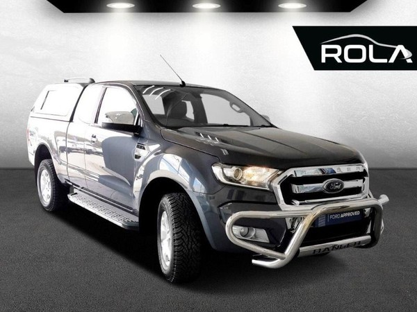 2016 Ford Ranger 3.2TDCi XLT 4X4 AT PU SUPCAB Western Cape Riversdale_0