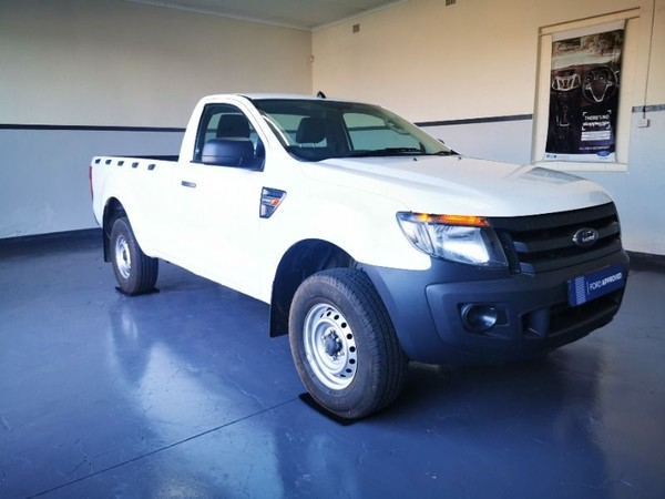 2015 Ford Ranger 2.2tdci Xl Pu Sc  Western Cape Riversdale_0