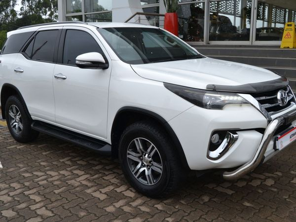 2016 Toyota Fortuner 2.8GD-6 RB Kwazulu Natal Hillcrest_0