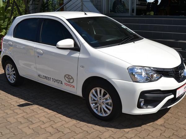 2019 Toyota Etios 1.5 Xs 5dr  Kwazulu Natal Hillcrest_0