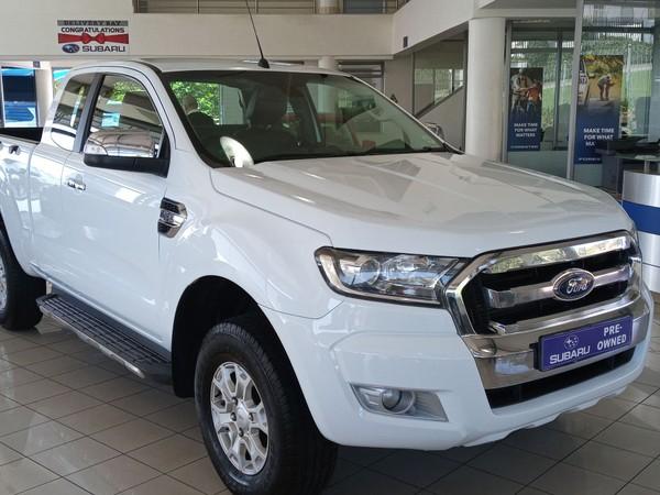2016 Ford Ranger 3.2TDCi XLT 4X4 AT PU SUPCAB Gauteng Randburg_0