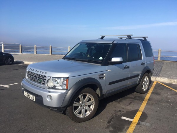 2010 Land Rover Discovery 4 3.0 Tdv6 S  Western Cape Plumstead_0