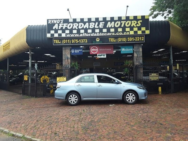 2014 Toyota Corolla Quest 1.6 Gauteng Kempton Park_0