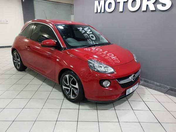 2016 Opel Adam 1.0T JAM 3-Door Kwazulu Natal Durban_0