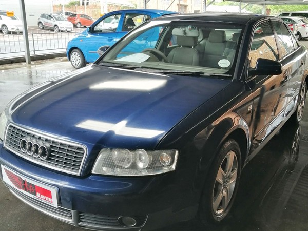 2002 Audi A4 2.0  Gauteng Randburg_0