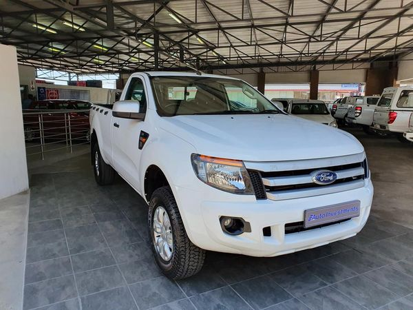 2013 Ford Ranger 2.2tdci Xls Pu Sc  Limpopo Polokwane_0