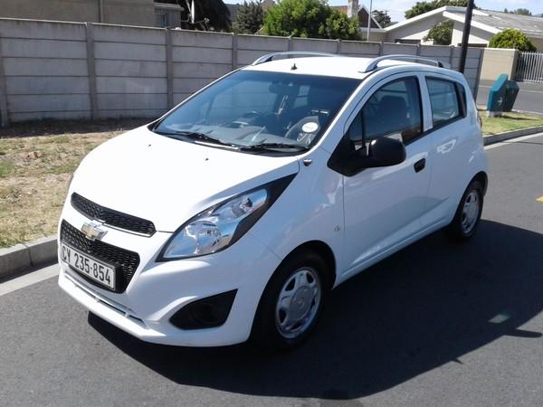 2016 Chevrolet Spark Pronto 1.2 FC Panel van Western Cape Strand_0