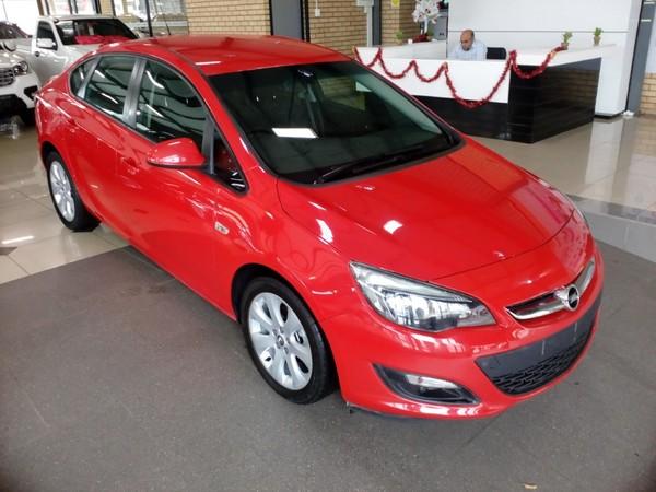2015 Opel Astra 1.4T Essentia Kwazulu Natal Pietermaritzburg_0