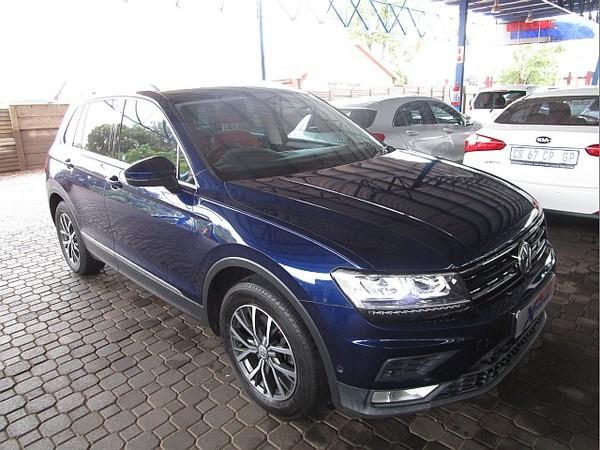 2017 Volkswagen Tiguan 1.4 TSI Comfortline DSG 110KW Gauteng Pretoria_0