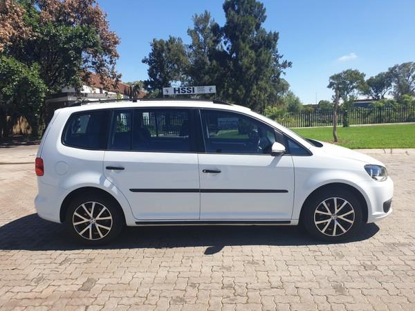 2015 Volkswagen Touran 2.0 Tdi Trendline Dsg  Gauteng Vanderbijlpark_0