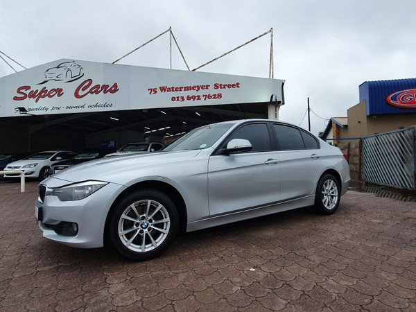 2012 BMW 3 Series 320i  At f30  Mpumalanga Witbank_0