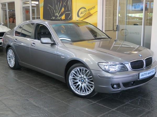 2009 BMW 7 Series 750i e65  Western Cape Paarl_0