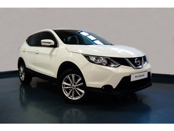2016 Nissan Qashqai 1.2T Acenta CVT Kwazulu Natal Hillcrest_0