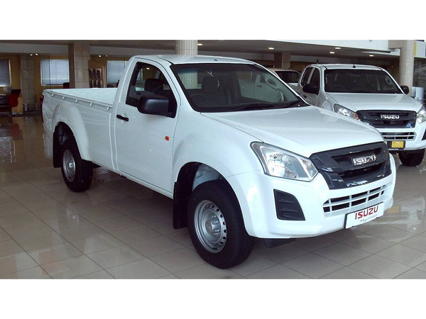 2019 Isuzu D-MAX 250C Fleetside Single Cab Bakkie Mpumalanga Nelspruit_0