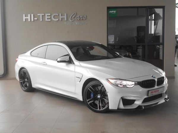 2015 BMW M4 Coupe M-DCT with Only 50000kms North West Province Rustenburg_0