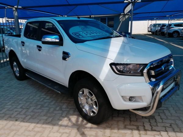 2017 Ford Ranger 2.2TDCi XLT Auto Double Cab Bakkie Western Cape Hermanus_0