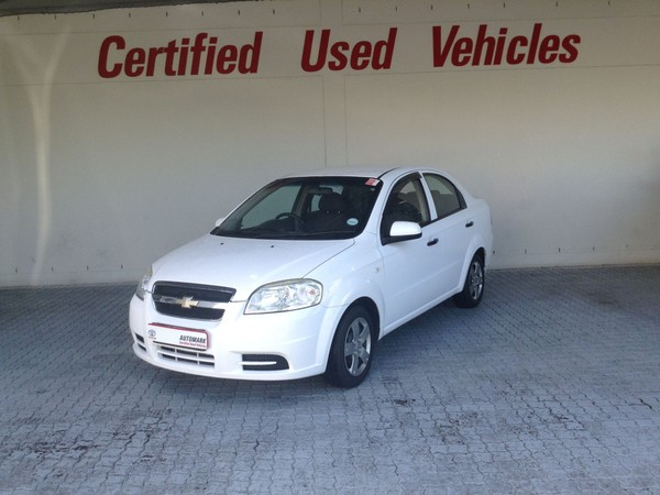 2009 Chevrolet Aveo 1.6 Ls  Western Cape Goodwood_0