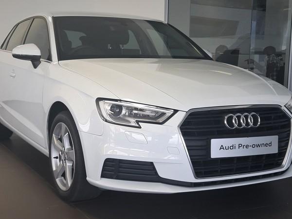 2019 Audi A3 Sportback 1.0TFSI S Tronic Western Cape George_0