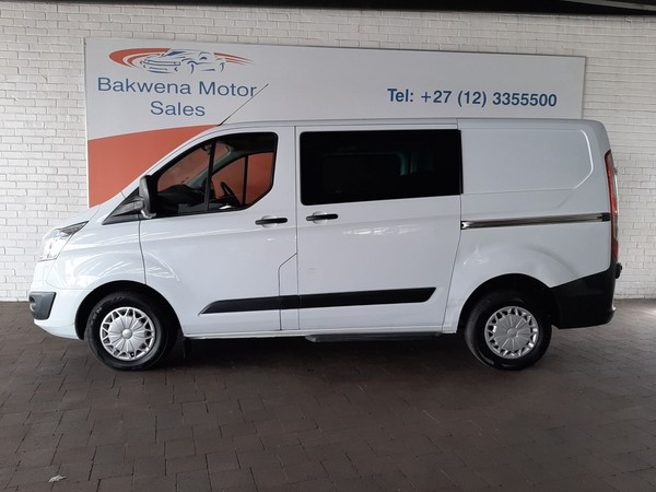 2015 Ford Transit Custom Kombi 2.2 TDCi Ambiente LWB 92KW FC PV Gauteng Pretoria_0