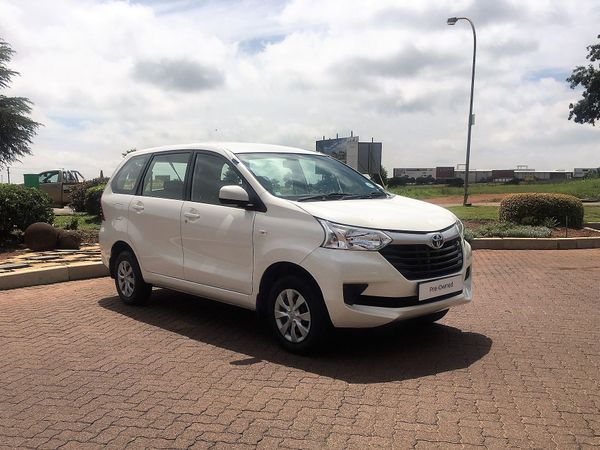 2018 Toyota Avanza 1.5 SX Auto Mpumalanga Witbank_0