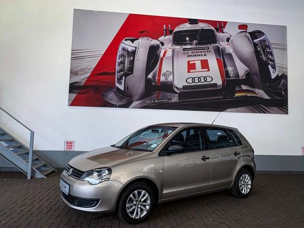 2016 Volkswagen Polo Vivo 1.4 Trendline 5Dr Mpumalanga Middelburg_0