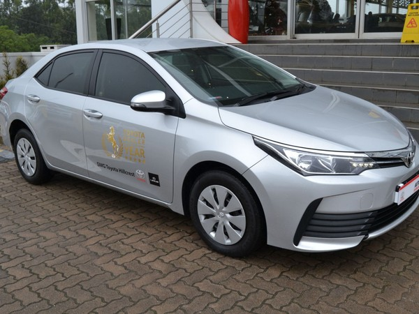 2019 Toyota Corolla 1.3 Esteem Kwazulu Natal Hillcrest_0