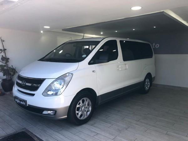 2015 Hyundai H1 2.5 CRDI Wagon Auto Western Cape Athlone_0