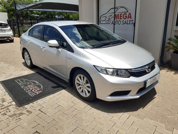 2015 Honda Civic 1.8 Elegance  Gauteng Pretoria_0