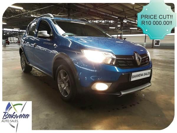 2017 Renault Sandero 900T Stepway Expression Gauteng Karenpark_0