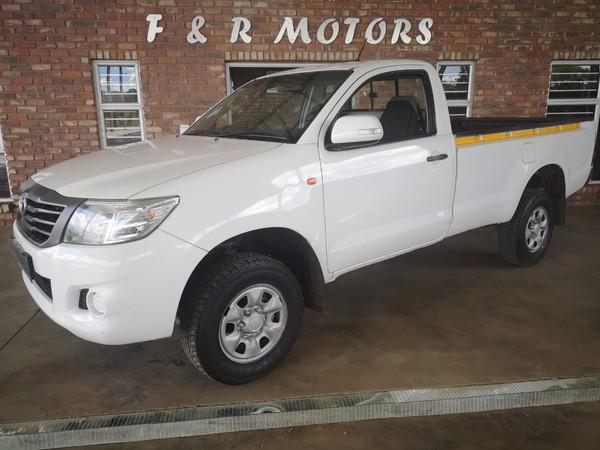 2015 Toyota Hilux 2.5 D-4d Srx Rb Pu Sc  North West Province Potchefstroom_0