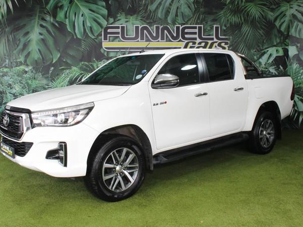 2018 Toyota Hilux 2.8 GD-6 RB Raider Double Cab Bakkie Auto Kwazulu Natal Hillcrest_0