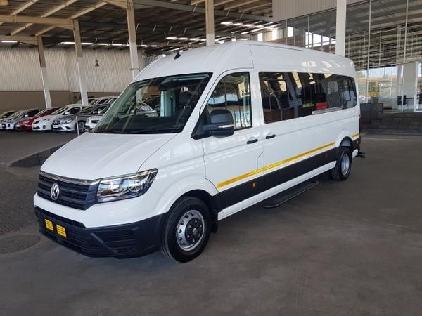 2019 Volkswagen Crafter 50 2.0TDi 103KW XLWB FC PV Kwazulu Natal Newcastle_0