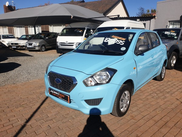 2015 Datsun Go 1.2 LUX AB Gauteng Boksburg_0