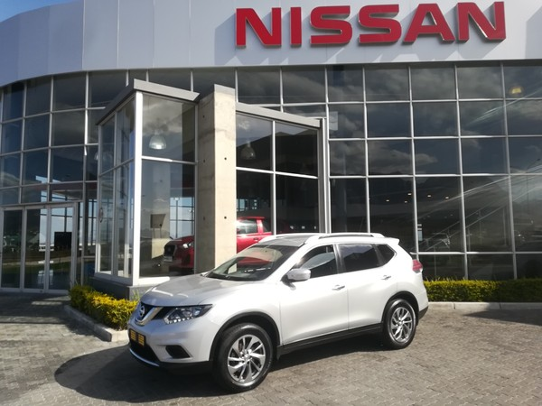 2017 Nissan X-Trail 1.6DCI XE 7S Western Cape Worcester_0