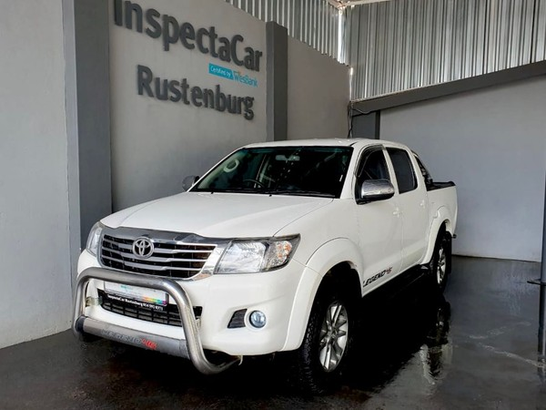 2015 Toyota Hilux 2.7 VVTi LEGEND 45 RB Double Cab Bakkie North West Province Rustenburg_0