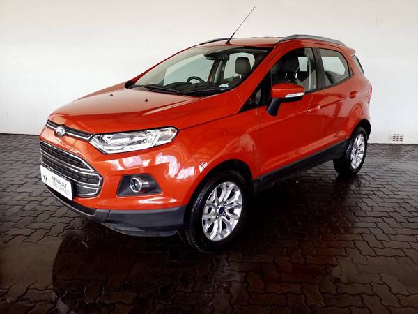 2014 Ford EcoSport 1.5TiVCT Titanium Auto Gauteng Boksburg_0