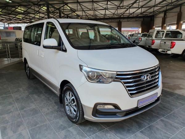 2018 Hyundai H1 2.5 CRDI Wagon Auto Limpopo Polokwane_0