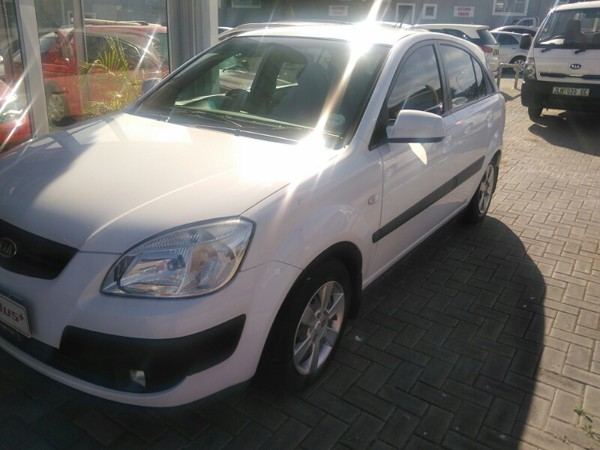 2007 Kia Rio 1.4 5dr  Eastern Cape East London_0
