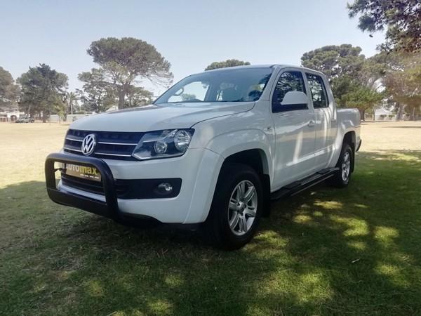 2013 Volkswagen Amarok 2.0tdi Trendline 103kw Sc Pu  Eastern Cape Port Elizabeth_0