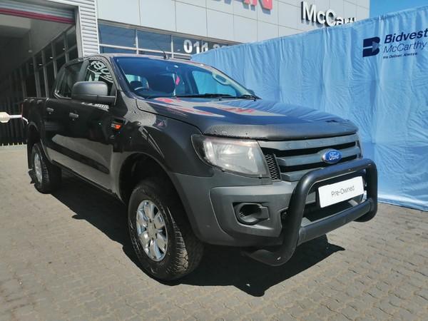 2015 Ford Ranger 2.2tdci Xl Pu Dc  Gauteng Johannesburg_0