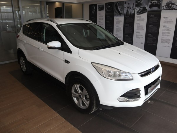 2016 Ford Kuga 1.5 Ecoboost Ambiente Auto Gauteng Vereeniging_0