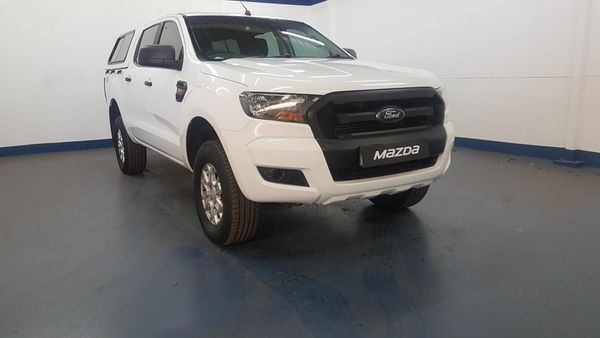2018 Ford Ranger 2.2TDCi XL 4X4 Double Cab Bakkie Gauteng Germiston_0