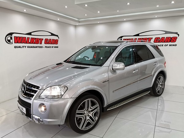 2010 Mercedes-Benz M-Class Ml 63 Amg  Kwazulu Natal Newcastle_0