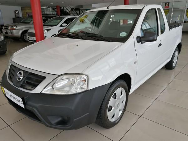 2011 Nissan NP200 1.6  Pu Sc  Mpumalanga Nelspruit_0